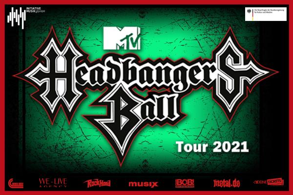 MTV HEADBANGERS' BALL TOUR 2021