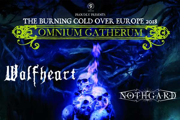 The Burning Cold Over Europe 2018 announced!