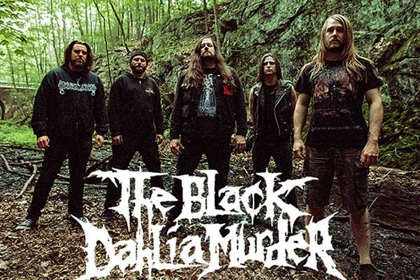 The Black Dahlia Murder joins Continental Concerts roster