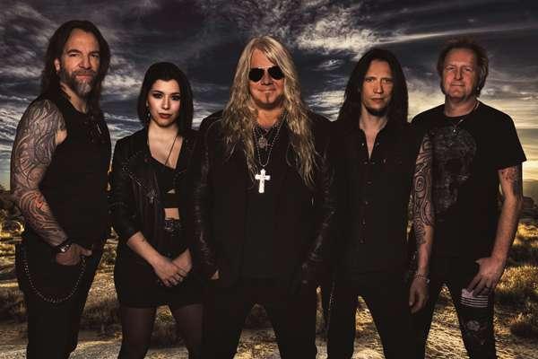 SINNER announces Santa Muerte Release Tour