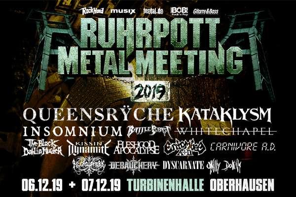 RUHRPOTT METAL MEETING - zwei weitere Bands bestätigt!