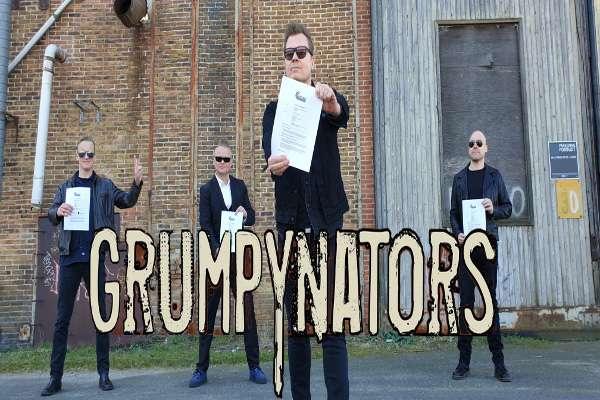 Grumpynators join Continental Concerts!