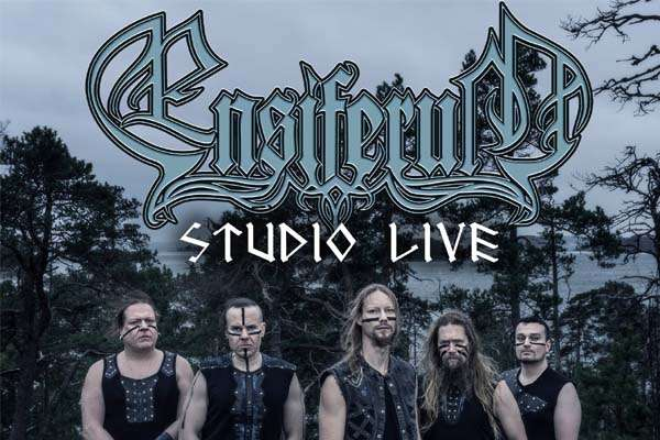 "Ensiferum - ""Studio Live"""